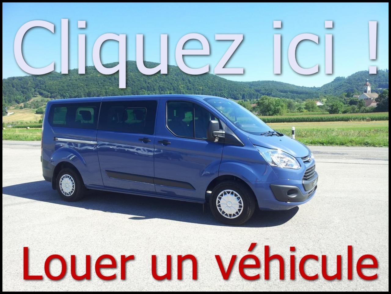 Location de minibus jura
